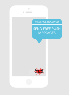 Mobile App push messaging