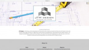 JTM Design Website Design