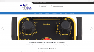 Radio And Control Website Design