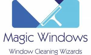 Magic Windows website design