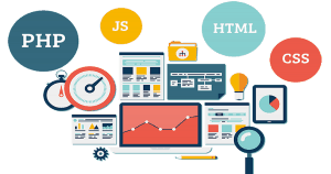 The difference between web development and web design