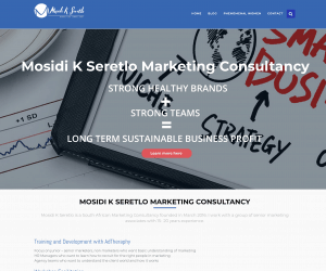 Strategic Marketing Website Maintenance