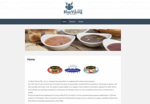The Blue Viking Content Management Website Development